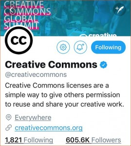 Twitter-profile-Creative-Commons